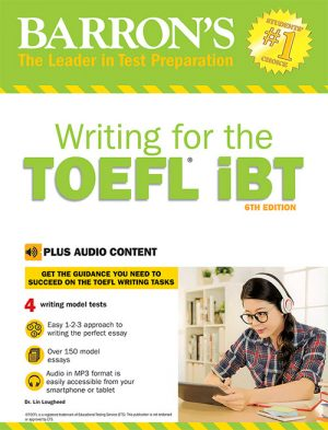 Barrons Writing For The TOEFL IBT - 6th
