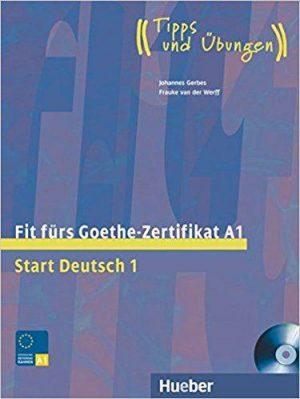 Fit furs Goethe-Zertifikat A1 Book & CD