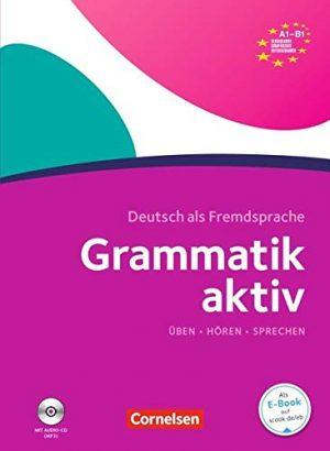 Grammatik aktiv: Ubungsgrammatik A1/B1