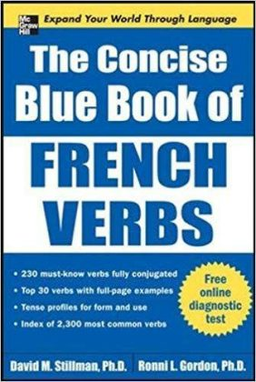 The Concise Red Book of French Verbs