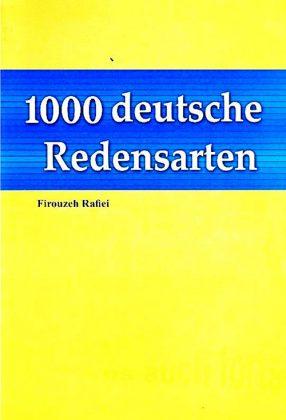 1000deutsche Redensarten