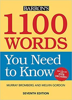 1100words you need to know Seventh Edition