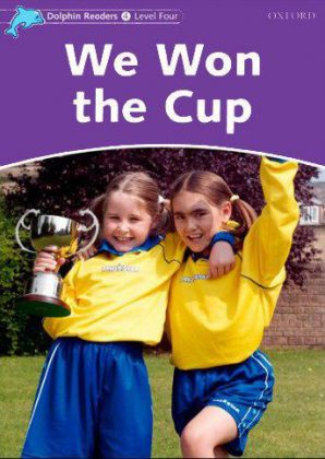 Dolphin Readers We Won the Cup