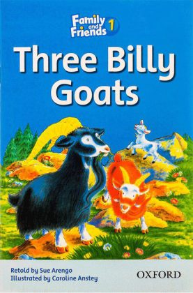Family and Friends Readers 1 Three Billy Goats